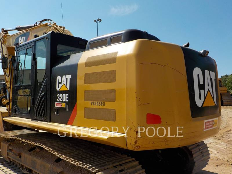 CATERPILLAR KOPARKI GĄSIENICOWE 320EL equipment  photo 8