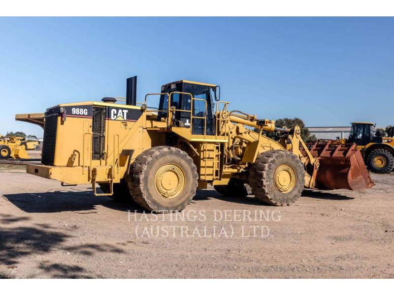 CATERPILLAR WHEEL LOADERS/INTEGRATED TOOLCARRIERS 988G equipment  photo 7