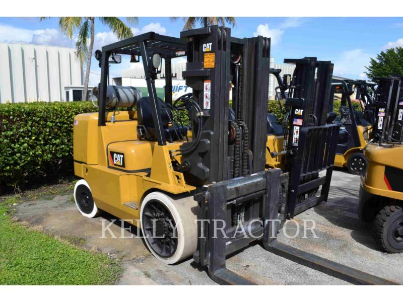 CATERPILLAR LIFT TRUCKS フォークリフト GC70K equipment  photo 2
