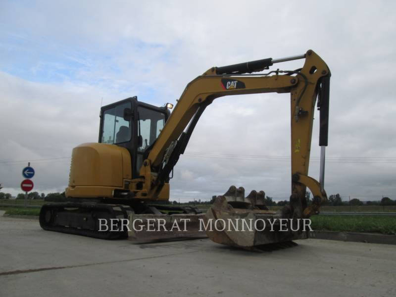 CATERPILLAR KETTEN-HYDRAULIKBAGGER 305.5E CR equipment  photo 2