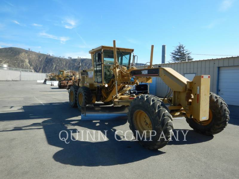 CATERPILLAR NIVELEUSES 140 H equipment  photo 4