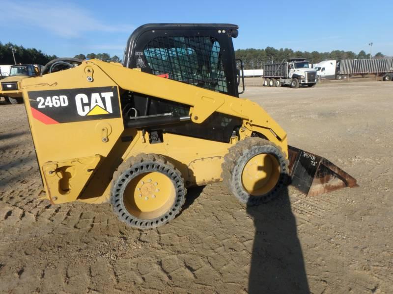 Caterpillar MINIÎNCĂRCĂTOARE RIGIDE MULTIFUNCŢIONALE 246D equipment  photo 2