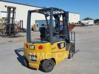 CATERPILLAR LIFT TRUCKS CHARIOTS À FOURCHE EP6000 equipment  photo 2