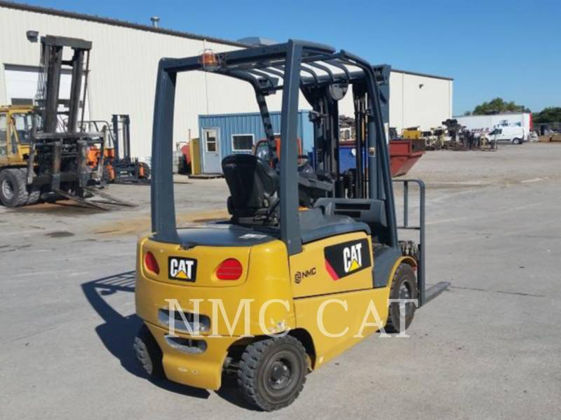 CATERPILLAR LIFT TRUCKS GABELSTAPLER EP6000 equipment  photo 2