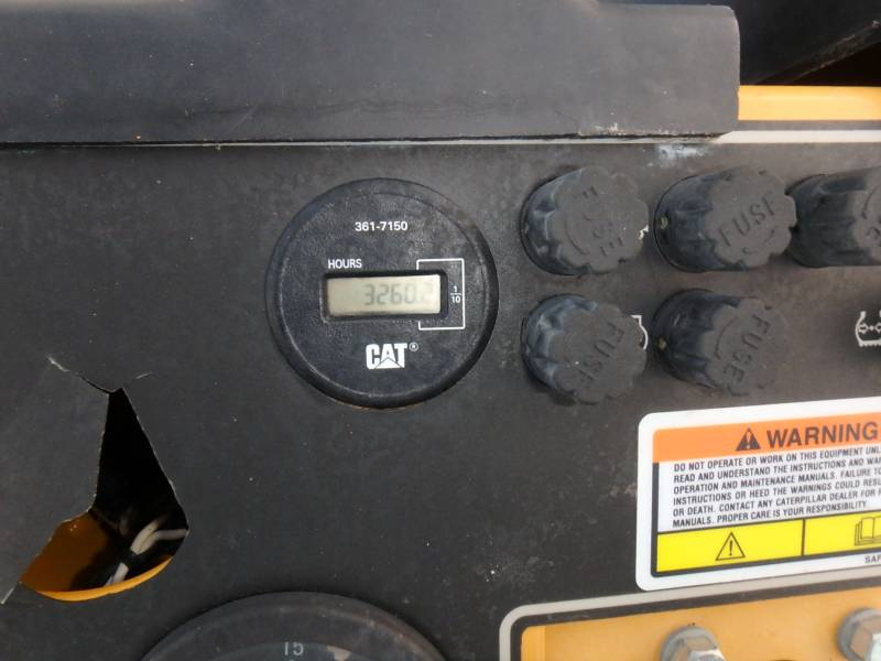 CATERPILLAR PNEUMATIC TIRED COMPACTORS PS-360C equipment  photo 8