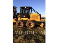 CATERPILLAR FORESTAL - TRANSPORTADOR DE TRONCOS 574 equipment  photo 4