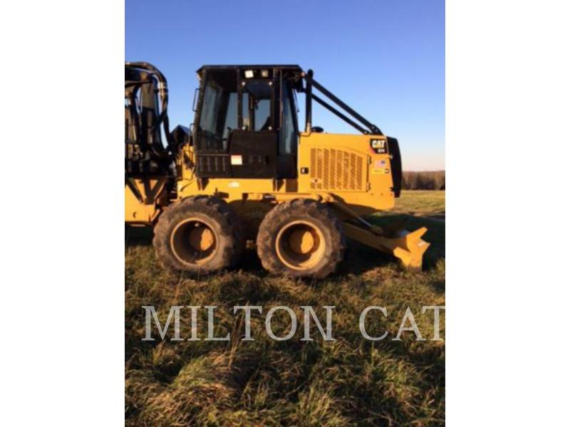 CATERPILLAR LEŚNICTWO - FORWARDER 574 equipment  photo 4
