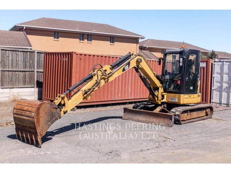 CATERPILLAR TRACK EXCAVATORS 305.5E C2 equipment  photo 1