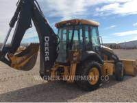 Equipment photo DEERE & CO. 310SK 4WDE CHARGEUSES-PELLETEUSES 1