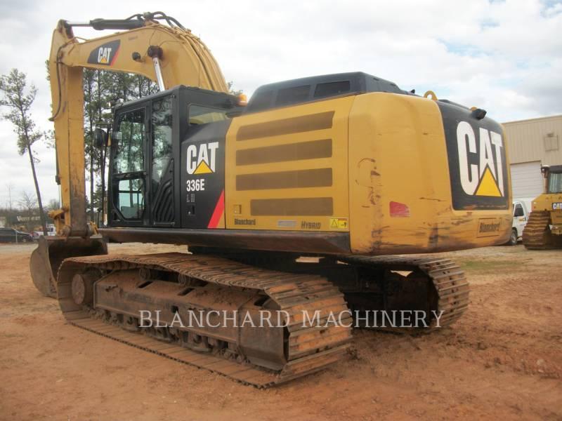 CATERPILLAR EXCAVADORAS DE CADENAS 336E equipment  photo 7