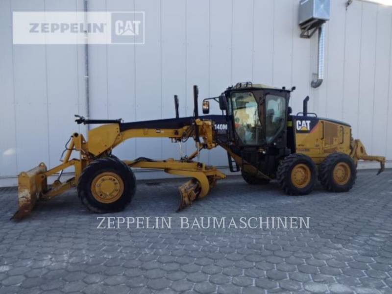 CATERPILLAR NIVELEUSES 140M equipment  photo 5