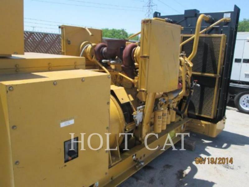 CATERPILLAR STATIONARY GENERATOR SETS 3412 equipment  photo 5
