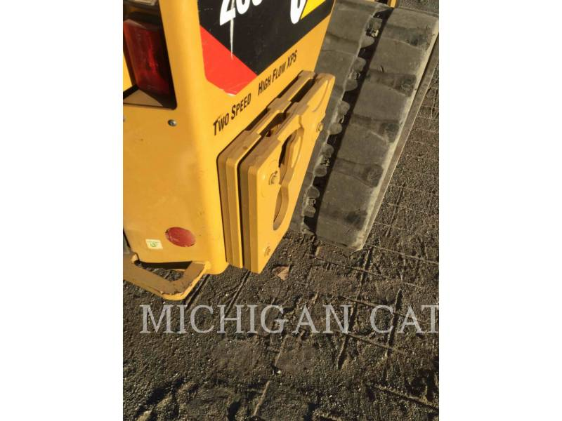 CATERPILLAR DELTALADER 289D equipment  photo 18