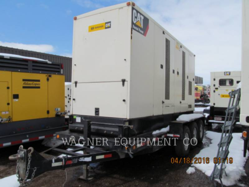 CATERPILLAR POWER MODULES XQ400 equipment  photo 1