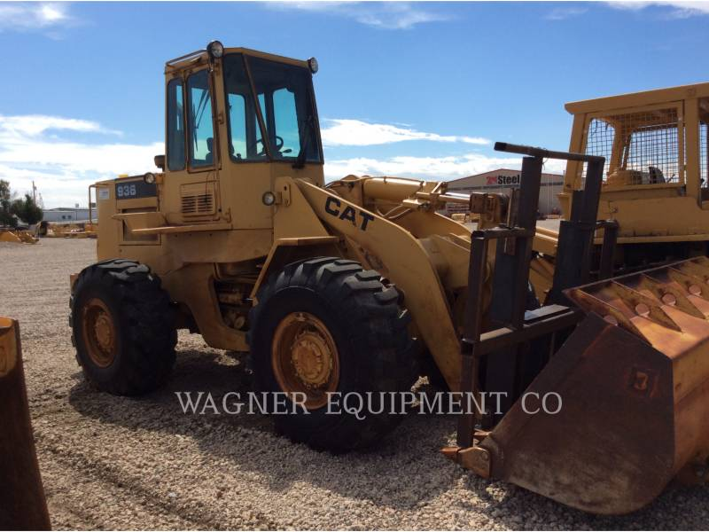 CATERPILLAR CARGADORES DE RUEDAS 936 equipment  photo 4