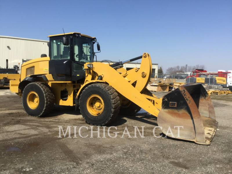 CATERPILLAR WHEEL LOADERS/INTEGRATED TOOLCARRIERS 938H 3RQ+ equipment  photo 2