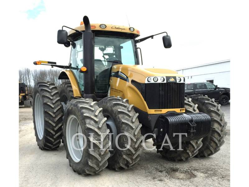 AGCO-CHALLENGER TRACTEURS AGRICOLES MT665D equipment  photo 2