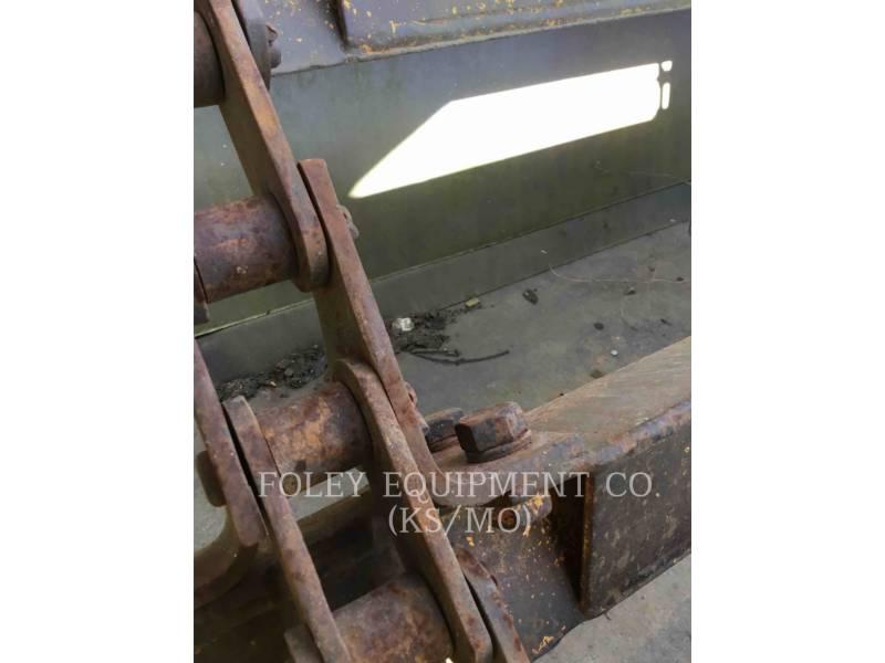 JOHN DEERE WHEEL TRACTOR SCRAPERS 760A equipment  photo 15