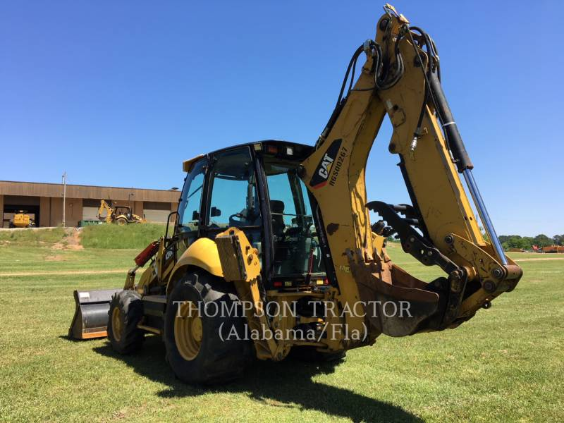 CATERPILLAR BACKHOE LOADERS 430F IT equipment  photo 3