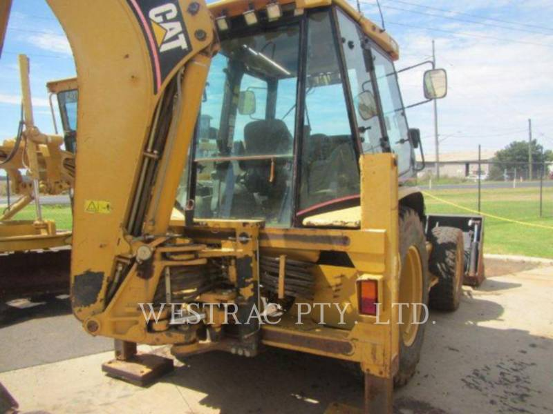 CATERPILLAR CHARGEUSES-PELLETEUSES 432D equipment  photo 3
