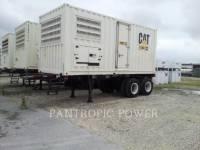 Equipment photo CATERPILLAR XQ550 POWER MODULES 1