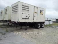 Equipment photo CATERPILLAR XQ550 POWER MODULES 1