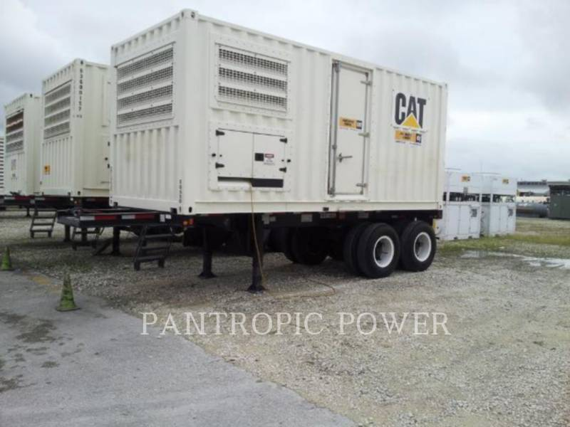 CATERPILLAR POWER MODULES XQ550 equipment  photo 1