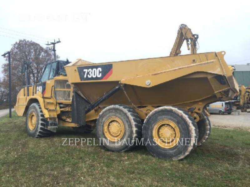 CATERPILLAR CAMIONES ARTICULADOS 730C equipment  photo 4