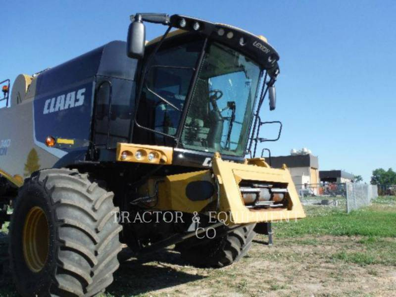 LEXION COMBINE KOMBAJNY LX740 equipment  photo 8