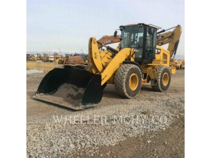 CATERPILLAR WHEEL LOADERS/INTEGRATED TOOLCARRIERS 924K HL QC equipment  photo 8
