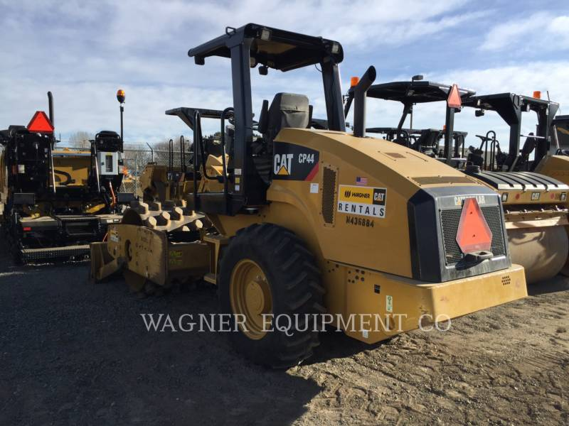 Caterpillar SUPORT TAMBUR SIMPLU PENTRU ASFALT CP44 equipment  photo 3