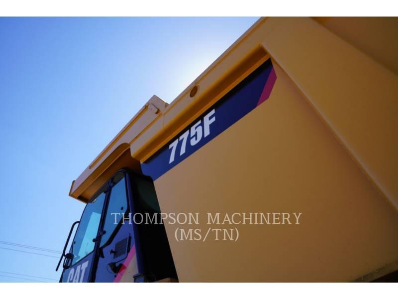 CATERPILLAR OFF HIGHWAY TRUCKS 775F equipment  photo 16