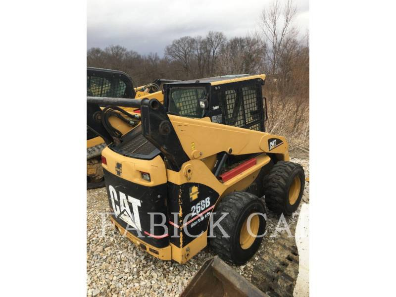 CATERPILLAR CHARGEURS COMPACTS RIGIDES 268B equipment  photo 4