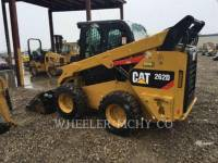 CATERPILLAR SKID STEER LOADERS 262D C3-H2 equipment  photo 3