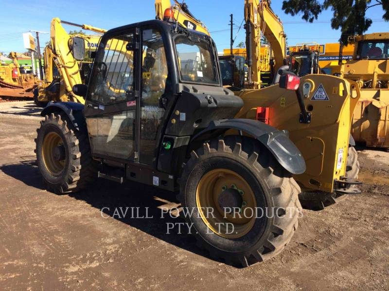 CATERPILLAR TELEHANDLER TH337C equipment  photo 6