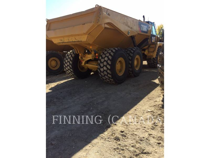 CATERPILLAR ARTICULATED TRUCKS 730 C 2 equipment  photo 2