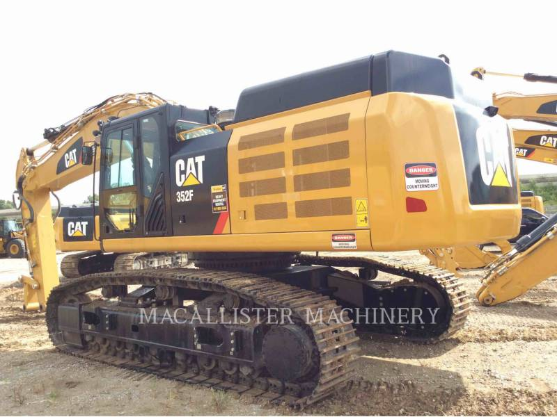 CATERPILLAR KOPARKI GĄSIENICOWE 352F equipment  photo 3