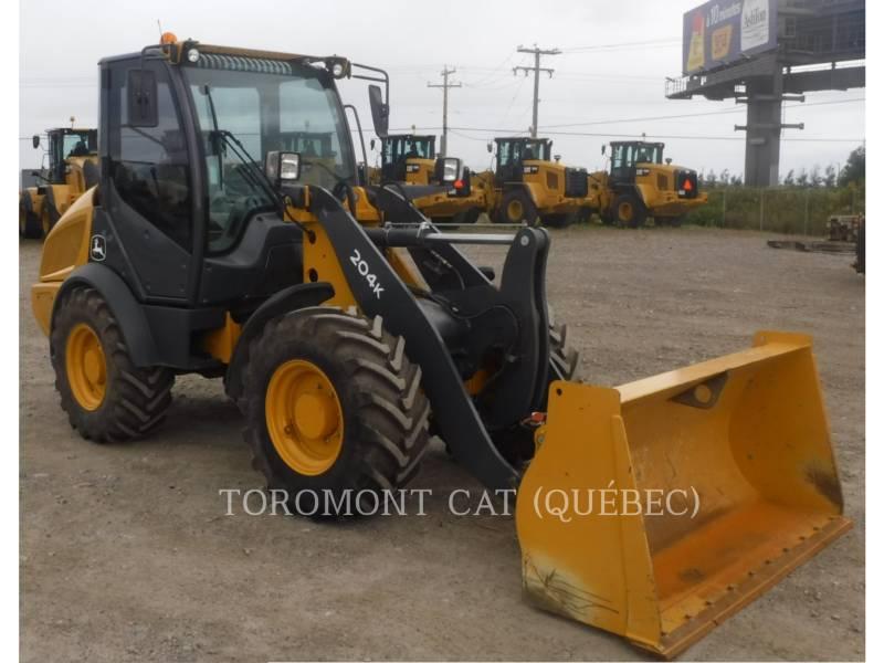 JOHN DEERE CARGADORES DE RUEDAS 204 K equipment  photo 3