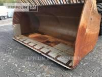 CATERPILLAR RADLADER/INDUSTRIE-RADLADER 972K equipment  photo 6
