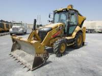 Equipment photo CATERPILLAR 422F バックホーローダ 1