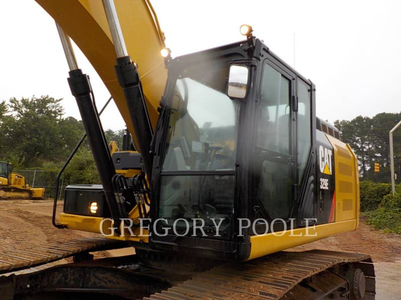 CATERPILLAR KETTEN-HYDRAULIKBAGGER 329E L equipment  photo 2