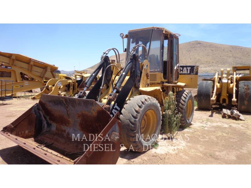 CATERPILLAR WHEEL LOADERS/INTEGRATED TOOLCARRIERS IT24F equipment  photo 1
