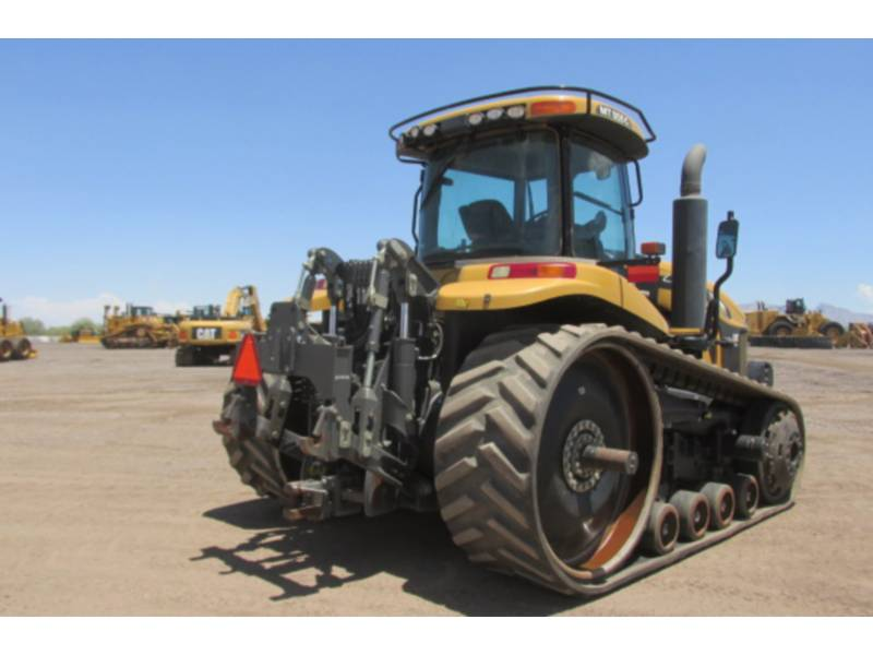 AGCO-CHALLENGER TRACTORES AGRÍCOLAS MT855C equipment  photo 3