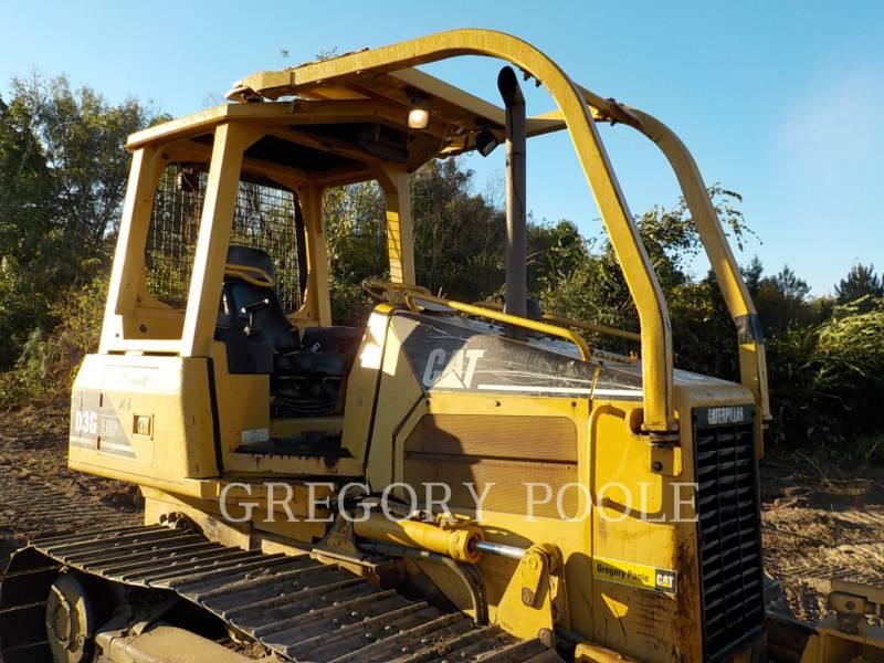 CATERPILLAR TRACK TYPE TRACTORS D3G equipment  photo 6