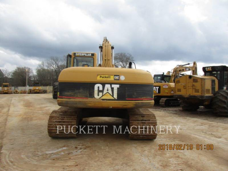 CATERPILLAR PELLES SUR CHAINES 320C equipment  photo 3