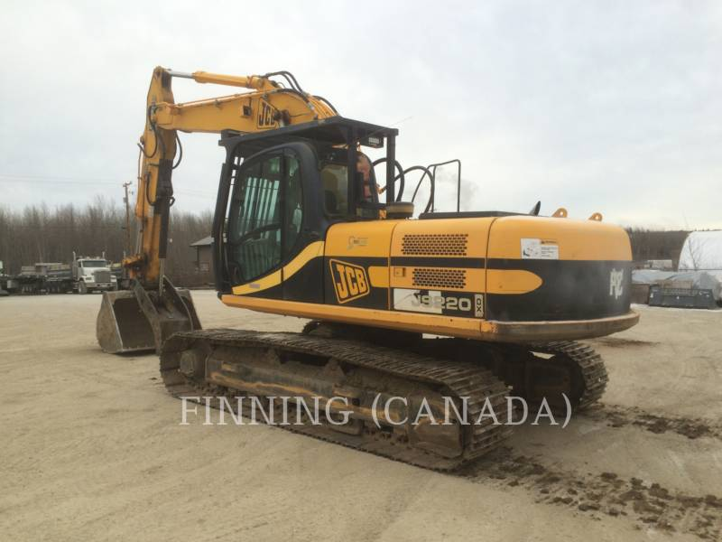 JCB TRACK EXCAVATORS JS220 XD equipment  photo 4
