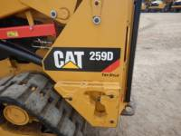CATERPILLAR CARGADORES MULTITERRENO 259 D equipment  photo 21