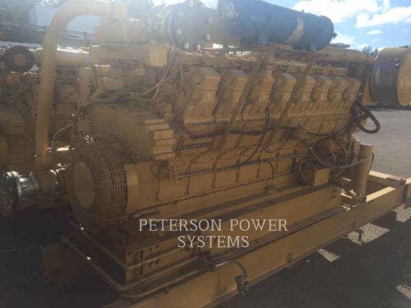 CATERPILLAR STATIONARY GENERATOR SETS 3516 equipment  photo 1