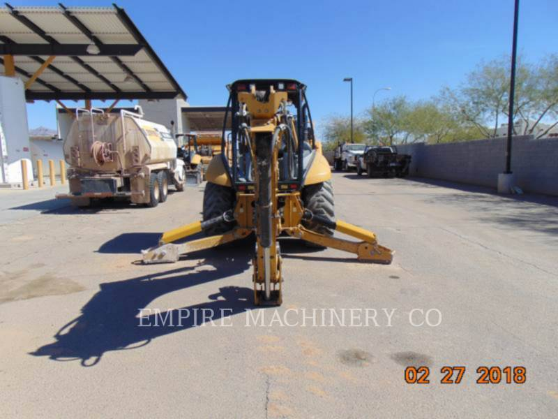 CATERPILLAR BAGGERLADER 420F 4EOM equipment  photo 2