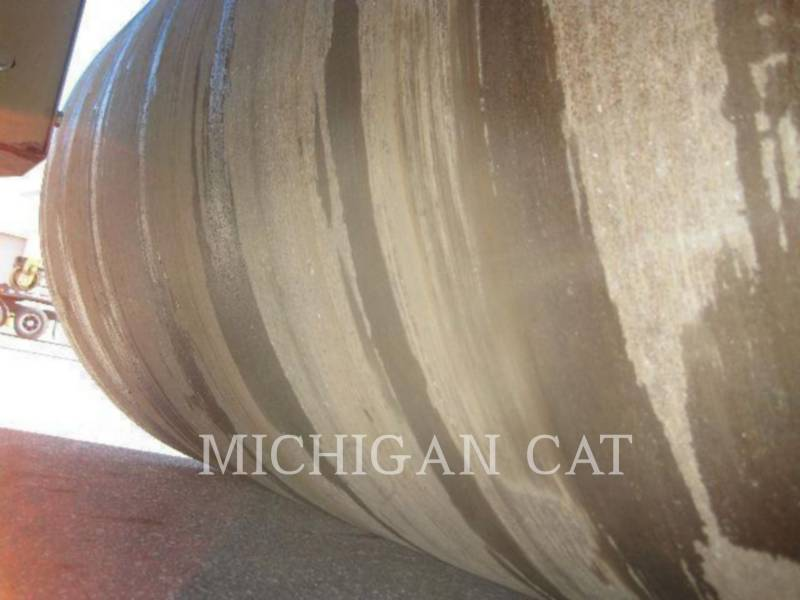 CATERPILLAR VIBRATORY DOUBLE DRUM ASPHALT CD54 equipment  photo 14
